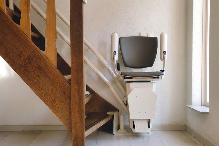 Gerader Treppenlift Frauenstein